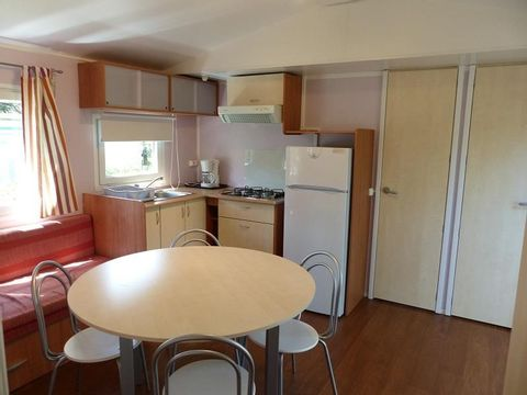 MOBILHOME 6 personnes - Sun Roller 35 m²