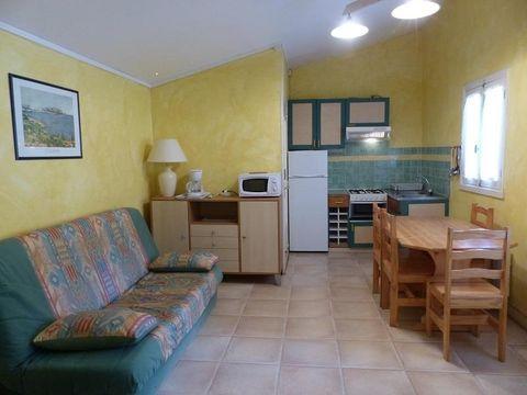 GÎTE 6 personnes - 35 m²