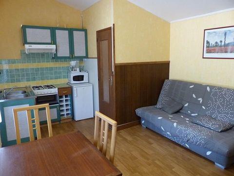 GÎTE 4 personnes - 20 m²