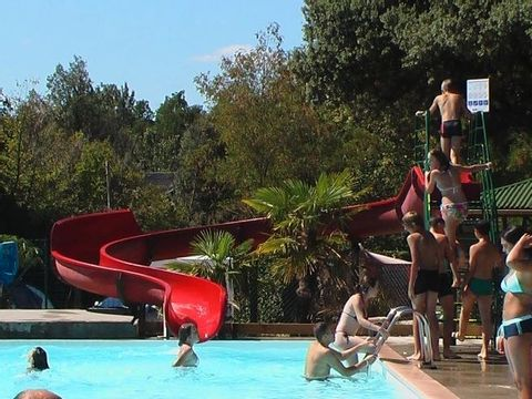 Camping Le Martinet Rouge  - Camping Aude - Image N°3
