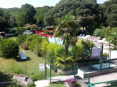 Camping Le Martinet Rouge  - Camping Aude - Image N°11