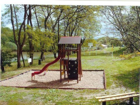 Camping La Croix du Bois Sacker - Camping Moselle - Image N°4