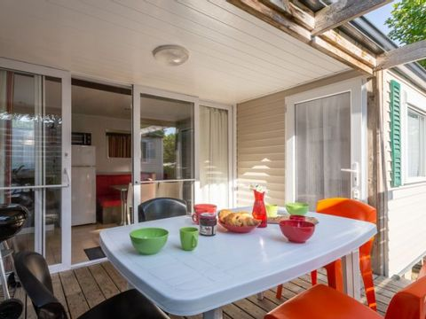 MOBILHOME 5 personnes - Cottage Excellence+  - 2 sdb