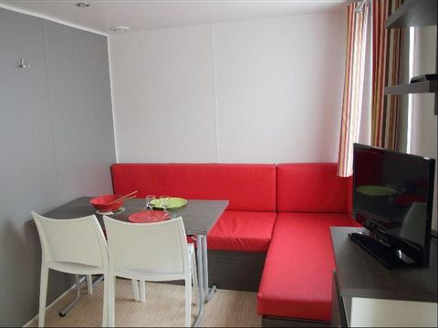 MOBILHOME 3 personnes - Excellence