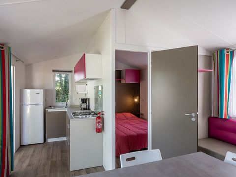 MOBILHOME 7 personnes - Excellence
