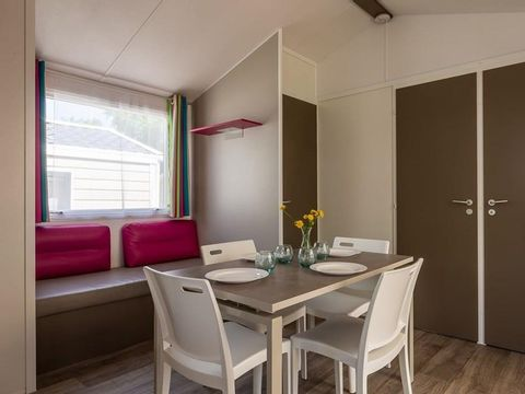 MOBILHOME 5 personnes -  Excellence