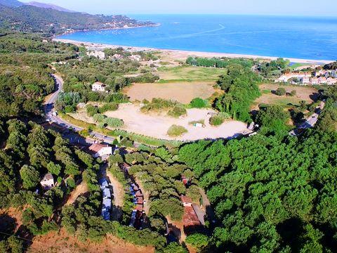 Camping La Liscia  - Camping Corse du sud