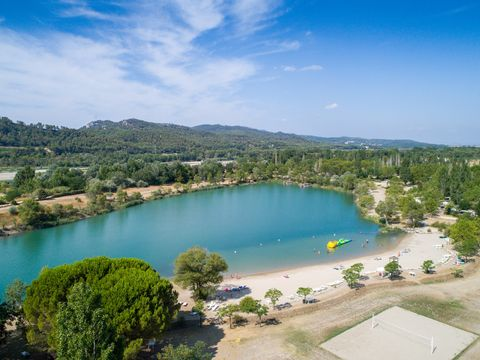 Camping Le Val de Durance - Camping Vaucluse - Image N°12