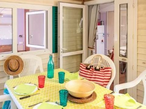 MOBILHOME 6 personnes - Cottage 4-6p