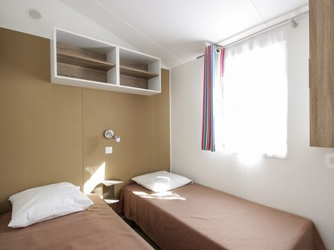 MOBILHOME 6 personnes - 3 chambres NEW