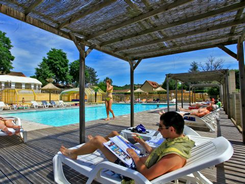 Camping Domaine des Chenes Verts - Camping Dordogne - Image N°7