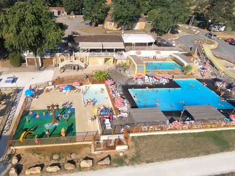 Camping Domaine des Chenes Verts - Camping Dordogne - Image N°2
