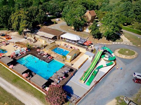 Camping Domaine des Chenes Verts - Camping Dordogne - Image N°3