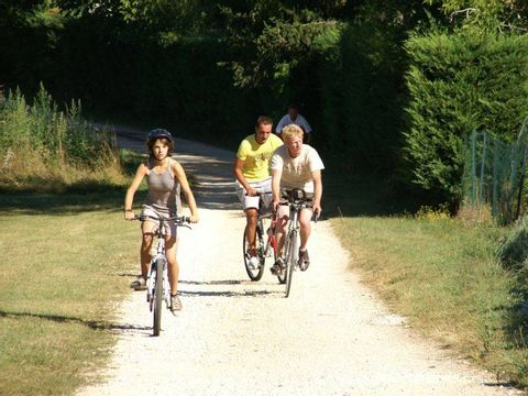 Camping Domaine des Chenes Verts - Camping Dordogne - Image N°36