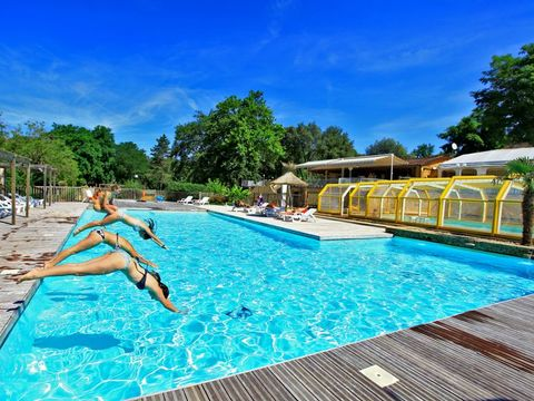 Camping Domaine des Chenes Verts - Camping Dordogne - Image N°6