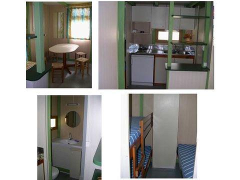 CHALET 5 personnes - Amandier, 2 chambres