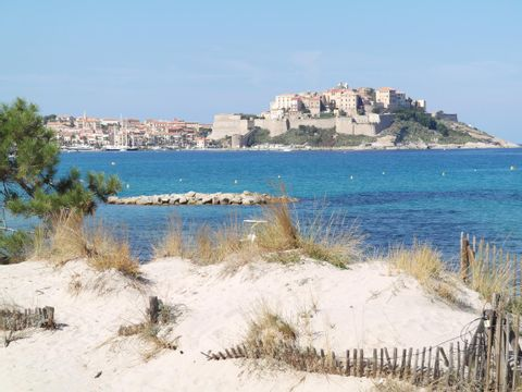 Résidence Thalassa  - Camping Corse du nord - Image N°12