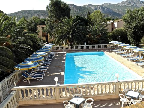 Résidence Thalassa  - Camping Corse du nord - Image N°2
