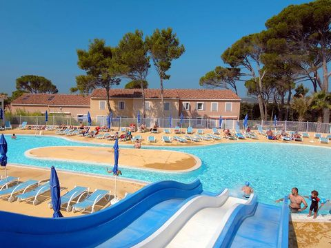 Résidence-Club Domaine le Mas des Vignes - Camping Gard - Image N°2