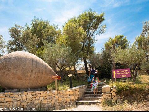 Gard  Camping Mer et Camargue - Camping Gard - Afbeelding N°20