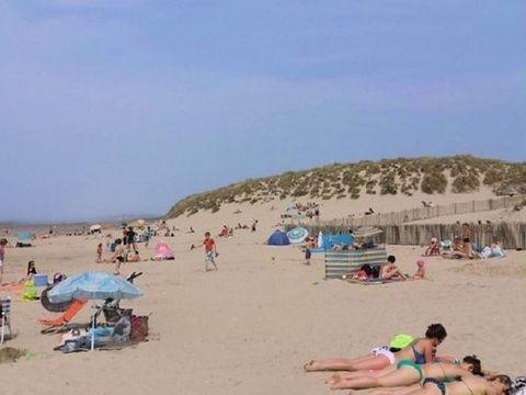 Camping La Dune Blanche - Camping Paso de Calais - Image N°3