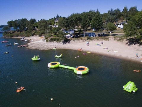 Camping Soleil Levant - Camping Aveyron