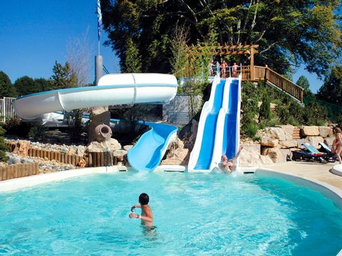 Camping Le Caussanel - Camping Aveyron - Image N°3