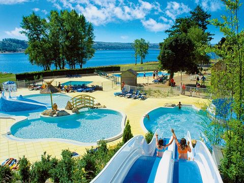 Camping Le Caussanel - Camping Aveyron