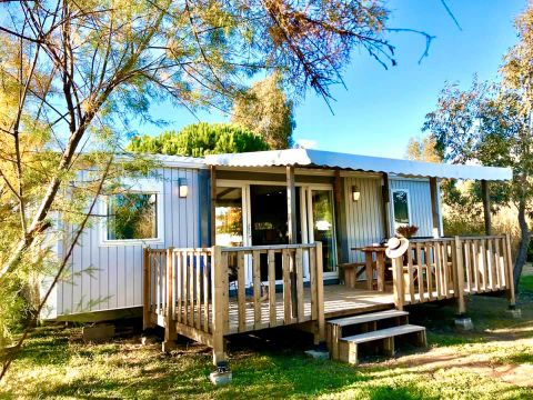 Camping Les Fontaines - Camping Pyrenees-Orientales - Image N°21