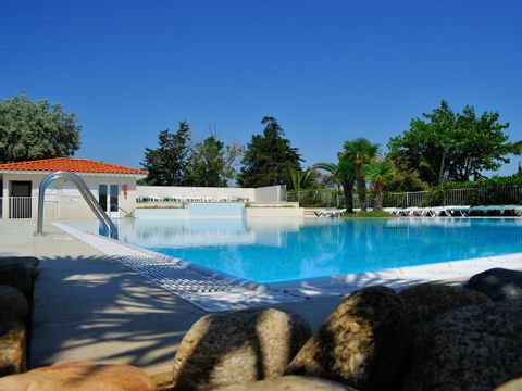 Camping Les Fontaines - Camping Pyrenees-Orientales