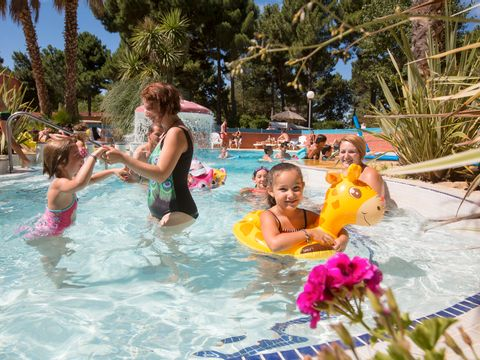 Camping Le Bosquet - Camping Pyrenees-Orientales - Image N°2