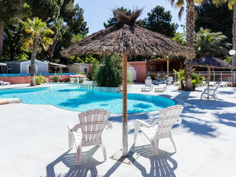 Camping les Peupliers - Camping Pyrenees-Orientales