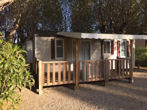 MOBILHOME 6 personnes - CONFORT FAMILY O'PHEA