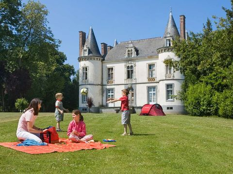 Camping Domaine de La Ville Huchet  - Camping Ille-et-Vilaine - Image N°9