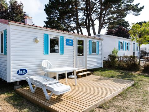 MOBILHOME 6 personnes - Bungalow 2 chambres