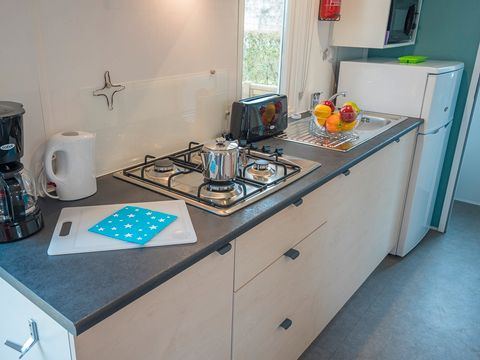 MOBILHOME 4 personnes - Cosy (I4P2)