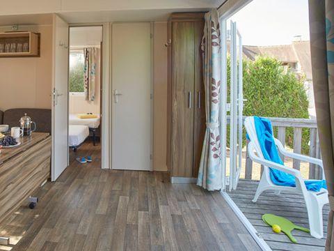 MOBILHOME 8 personnes - Comfort Vista - 3 chambres