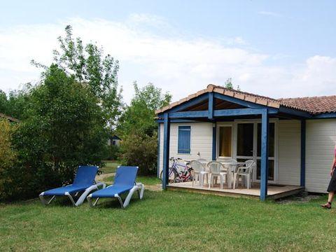 Village Vacances Port Lalande - Camping Lot-et-Garonne - Image N°12