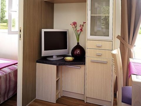 MOBILHOME 6 personnes - BLUEBERRY