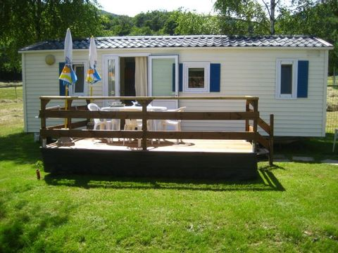 MOBILHOME 5 personnes - MH C 2 chambres