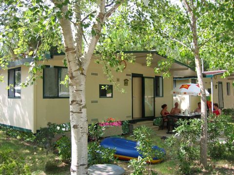 MOBILHOME 6 personnes - BASIC
