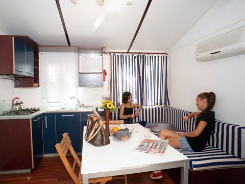 MOBILHOME 6 personnes - LUXE