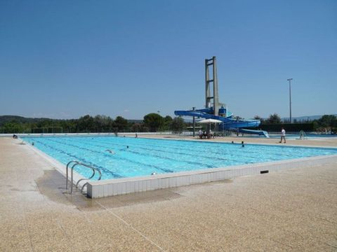 Vaucluse  Camping Lou Comtadou - Camping Vaucluse - Afbeelding N°2