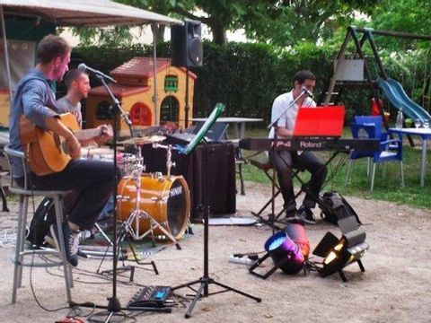 Camping Lou Comtadou - Camping Vaucluse - Image N°7