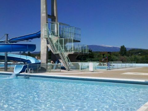Vaucluse  Camping Lou Comtadou - Camping Vaucluse - Afbeelding N°3