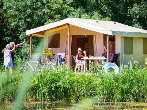 Dordogne  Camping Aqua Viva  - Camping Dordogne - Afbeelding N°45
