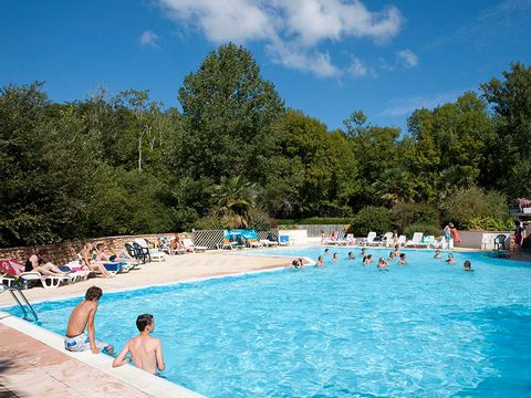 Dordogne  Camping Aqua Viva  - Camping Dordogne - Afbeelding N°3