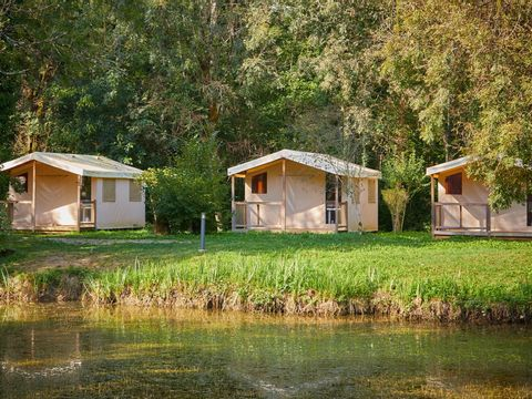 Dordogne  Camping Aqua Viva  - Camping Dordogne - Afbeelding N°30