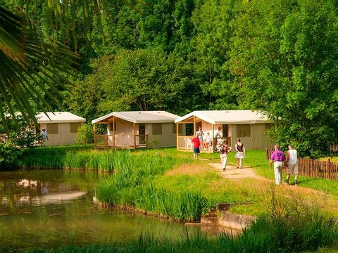 Dordogne  Camping Aqua Viva  - Camping Dordogne - Afbeelding N°44