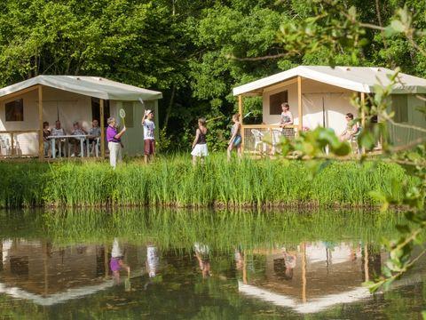 Camping Aqua Viva  - Camping Dordogne - Image N°13